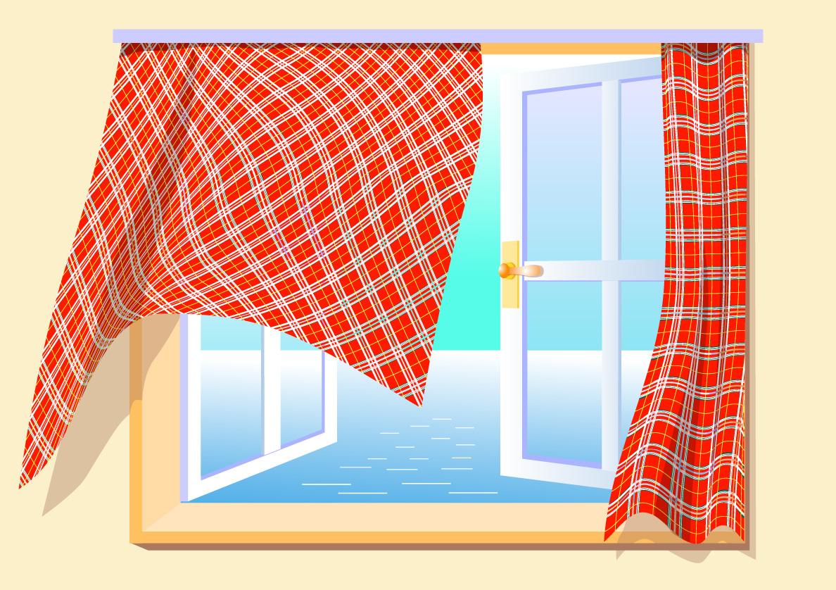 夢占いカーテンの夢の意味診断!閉める開ける等10パターン