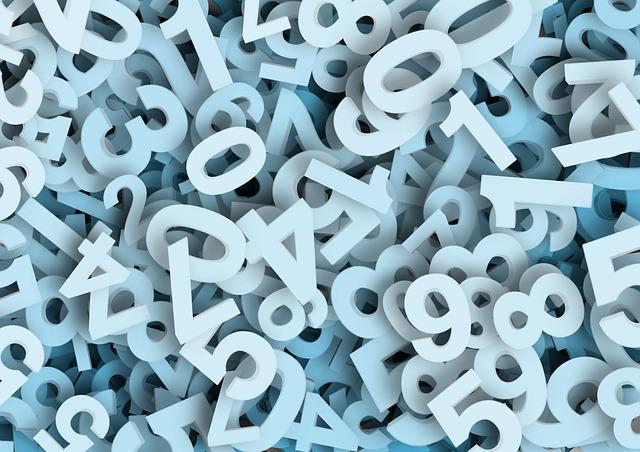 夢占いで数字の夢の意味を診断!0~42までを徹底解説!